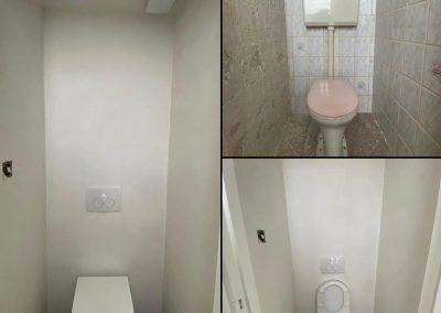 KN klussenbedrijf badkamer renovatie